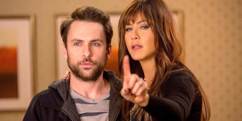 EDEGW4 HORRIBLE BOSSES 2 (2014) CHARLIE DAY, JENNIFER ANISTON SEAN ANDERS (DIR) MOVIESTORE COLLECTION LTD