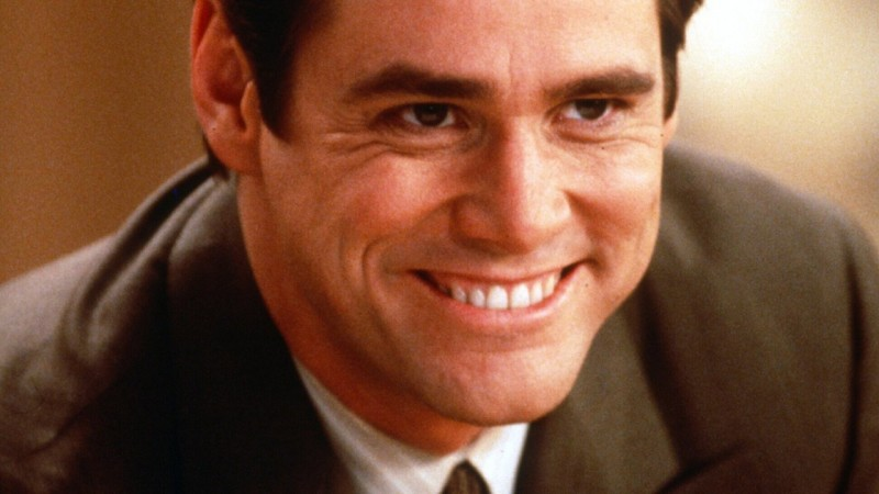 Liar Liar (1997) Directed by Tom Shadyac Shown: Jim Carrey (as Fletcher Reede)